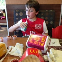 Photo taken at McDonald's by Stephen J. on 9/14/2013