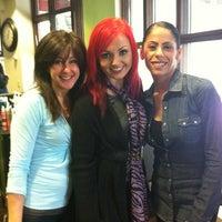 Photo taken at Salon 228 by Alexis C. on 11/16/2012