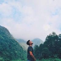 Photo taken at Gunung Puntang by Ramdan R. on 12/26/2015