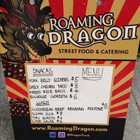 Photo taken at Roaming Dragon by Marc S. on 10/9/2012