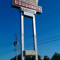 Photo taken at Krispy Kreme Doughnuts by Larry F. on 10/13/2012