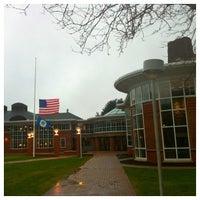Photo taken at Carl Hansen Student Center by Quinnipiac U. on 12/21/2012