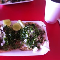 Photo taken at Taqueria El Chino by gIzmHo on 2/3/2013