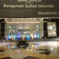 Photo taken at Sultan Iskandar CIQ Complex (Johor Bahru Checkpoint) by Shariff R. on 7/26/2013