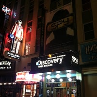 Photo taken at Discovery Times Square by Christina H. on 10/9/2012