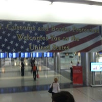 Photo taken at U.S. Customs & Border Protection by Stephie T. on 6/6/2013