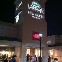 Photo taken at Orlando International Premium Outlets by Vladlen C. on 3/9/2013
