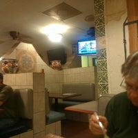Photo taken at Los Dos Amigos by ⓋJaredⓋ on 9/19/2012