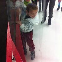 Photo taken at San Diego Ice Arena by Scott D. on 2/23/2013