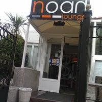 Photo taken at Noah by Manuel G. on 12/22/2012