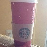 Photo taken at Starbucks by Erika T. on 11/23/2012