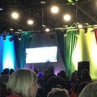 Photo taken at Buffalo Niagara Convention Center by Belinda H. on 3/2/2013