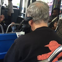 Photo taken at MTA Bus - M104 - Broadway @ 101st by Geraldine V. on 5/10/2016