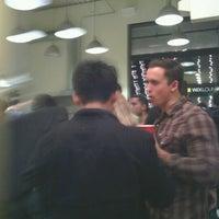 Photo taken at Wix Lounge by Owen G. on 11/2/2012