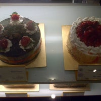 Photo taken at Clairmont Patisserie by Feby L. on 2/26/2014