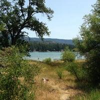 Photo taken at Bass Lake by Kashmir H. on 6/30/2013