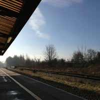 Photo taken at Solihull Railway Station (SOL) by Ida P. on 3/18/2013