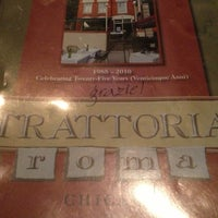 Photo taken at Trattoria Roma by Ryan Z. on 12/21/2012