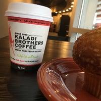 Photo taken at Kaladi Brothers Coffee by Valinda . on 11/1/2015