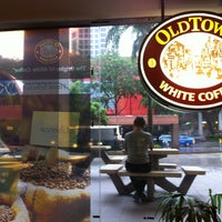 Photo taken at OldTown White Coffee by David R. on 1/19/2013