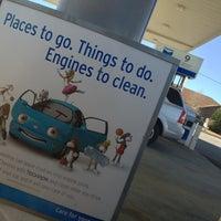 Photo taken at Chevron by Mykey G. on 2/17/2013