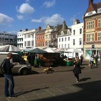 Photo taken at Cambridge Market by Chris K. on 5/10/2013