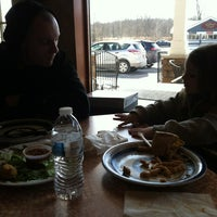 Photo taken at Big Mikes Pizza And Pasta by Adrianne Q. on 2/11/2014