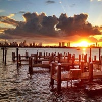Photo taken at The Standard Spa, Miami Beach by Kimberly S. on 12/7/2012