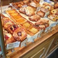 Photo taken at La Boulangerie by Jonathan J. on 2/5/2013