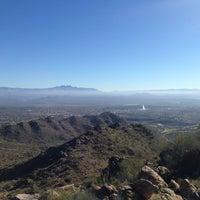 Photo taken at Sunrise Peak by Erin V. on 1/11/2014