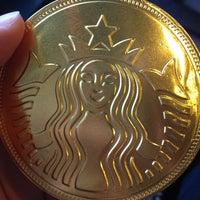 Photo taken at Starbucks by Gökçe on 2/9/2013