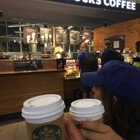 Photo taken at Starbucks by Roman A. on 9/23/2016