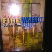 Photo taken at Firewater Bar & Grill Inc. by Damon D. on 5/10/2013