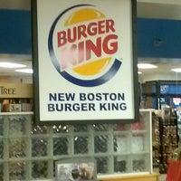 Photo taken at Burger King by Damon D. on 3/15/2013