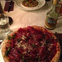 Photo taken at Pizzeria Azur by Ziga on 2/3/2013