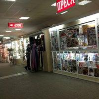 Photo taken at ТЦ «Навігатор» by Дмитрий Ф. on 12/28/2012