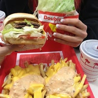 Photo taken at In-N-Out Burger by Diana S. on 6/21/2013