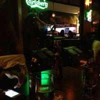 Photo taken at Trio Cafe&Bar by Gizem C. on 4/27/2013