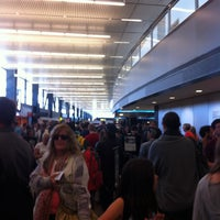 Photo taken at TSA Checkpoint C by Jeff B. on 6/12/2013