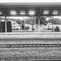 Photo taken at KTM Line - Kajang Station (KB06) by Taufik A. on 12/2/2016