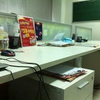 Photo taken at detikcom Head Quarter - 4th floor by Dinar Taris P. on 12/13/2013