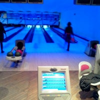 Photo taken at Golden Bowling by Mohamed K. on 3/15/2014
