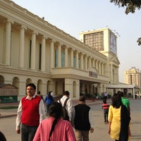 Photo taken at Shipra Mall by K B. on 11/25/2012