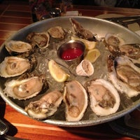 Photo taken at Pappas Seafood House by Alice N. on 4/7/2013