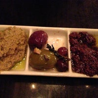 Photo taken at Todd English's Olives by Howie P. on 1/8/2013