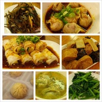 Photo taken at Din Tai Fung by Jesse S. on 12/28/2012