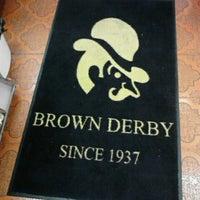 Photo taken at Brown Derby by Tim H. on 11/15/2012