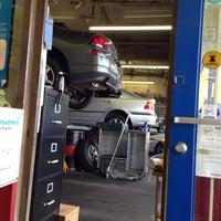 Photo taken at Hai's Auto Repair by Luis Alberto on 3/21/2014