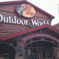 Photo taken at Bass Pro Shops by Marc S. on 1/29/2013