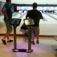 Photo taken at Rolling Lanes Bowling Alley by Matt R. on 9/16/2016